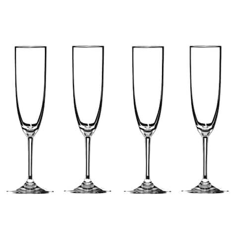 Riedel VINUM Champagne Glasses, Set of 4