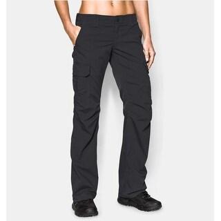 Under Armour Women's Tactical Patrol Pants Size 6 Black