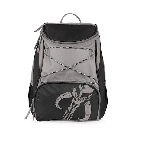 ONIVA Star Wars Mythosaur Skull - PTX Backpack Cooler, (Black with Gray Accents) - 11 x 7 x 13.5