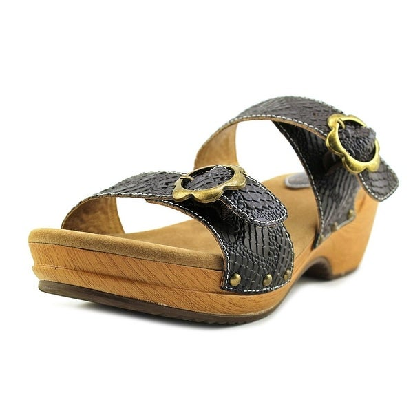L'Artiste Mittle Women Black Sandals