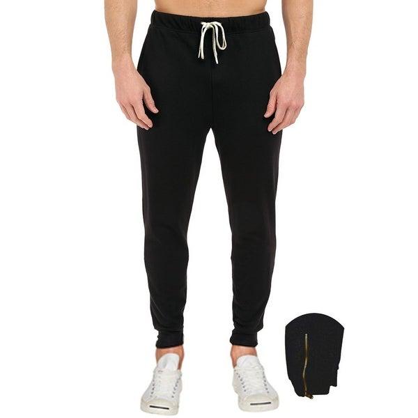 Solid Mens Trouser Casual Wear Trousers Waist Comfort Regular Size Xs-5Xl