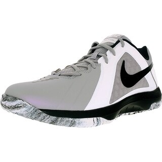 Nike Men's Air Mavin Low, WOLF GREY/BLACK-WHITE-PURE PLATINUM - wolf grey/black-white-pure platinum