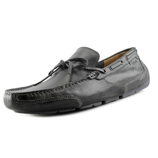 Clarks Ashmont Edge Round Toe Synthetic Loafer