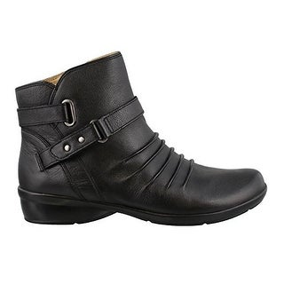 Naturalizer Womens CASSINI Round Toe Ankle Fashion Boots