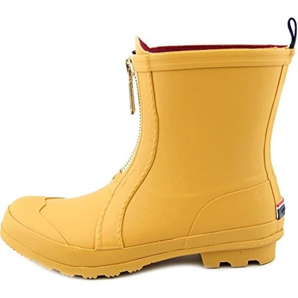2aefd295ad16 Shop Tommy Hilfiger Womens Ryann Rain Boots Rubber Front Zip - Free ...