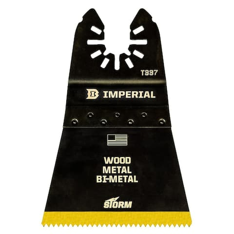 """Imperial Blades IBOAT337-3 18T Universal Blade BM TiN STORM, 2-1/2"""""""