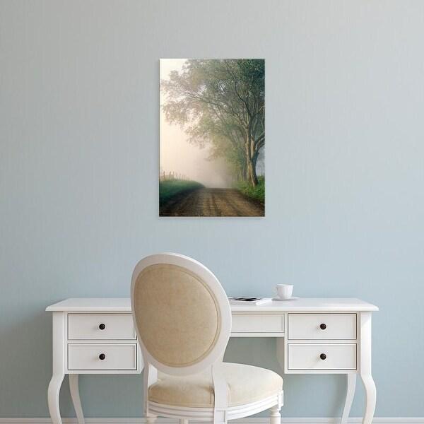 Easy Art Prints Adam Jones's 'Sparks Lane' Premium Canvas Art