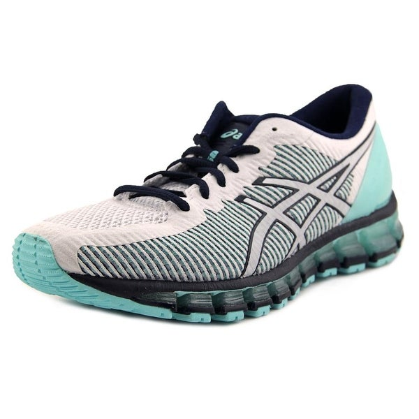 Asics Gel-Quantum 360 Women  Round Toe Synthetic Blue Sneakers