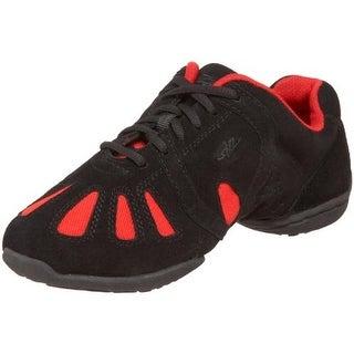 Dynamo Womens Dance Shoes Suede Sport
