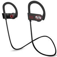 Bluetooth Wireless Headphones Sweatproof & Waterproof Noise Cancelling Sports Earphones In Ear Earbuds