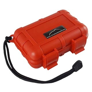 Boulder Case J1500 Dry Box - Red - BOL-06744