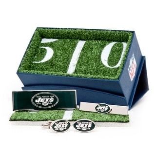 New York Jets 3-Piece Gift Set - Green