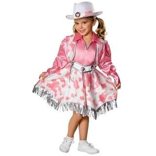 Western Diva Costume Child