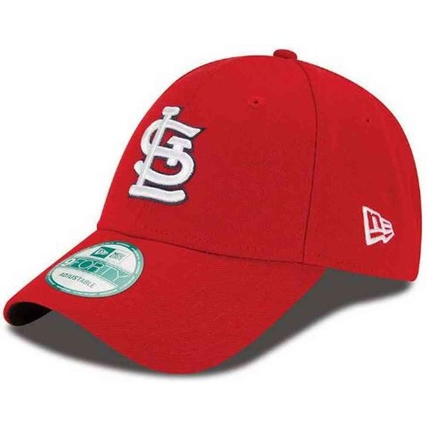 66757bcba87 Shop New Era St. Louis Cardinals Baseball Cap Hat MLB League 9Forty 940  11001314 - Free Shipping On Orders Over  45 - Overstock - 17743863