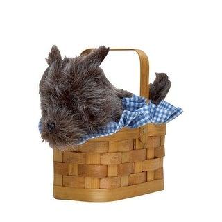 Rasta Imposta Doggie Basket - Solid