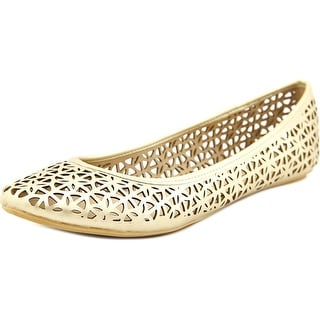 Kenneth Cole Reaction ONE SLIP 2 Round Toe Synthetic Ballet Flats