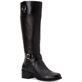 Giani Bernini Womens Revaa Closed Toe Knee High Fashion Boots