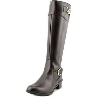 Karen Scott Darlaa Wide Calf Women  Round Toe Synthetic  Knee High Boot