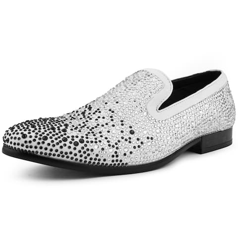 Bolano Frost, Casual Dress Shoes For Men, Mens Slip On Shoes, Loafers