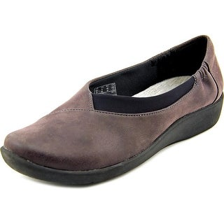 Clarks Sillian Jetay Round Toe Leather Loafer