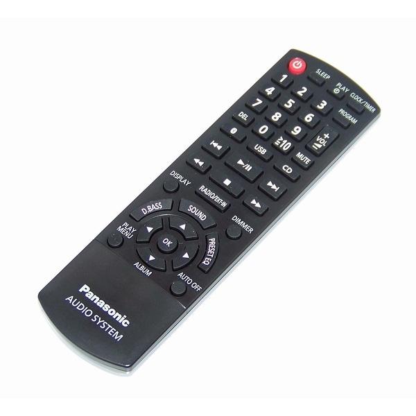 NEW OEM Panasonic Remote Control Originally Shipped With SC-MAX670, SAMAX670, SA-MAX670, SCMAX670