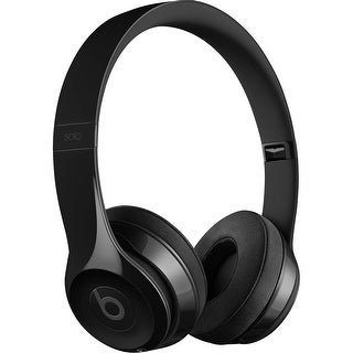 Beats by Dr. Dre Beats Solo 3 Wireless On-Ear Headphones Gloss Black