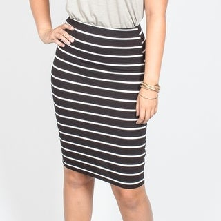 Striped Midi Skirt (2 options available)
