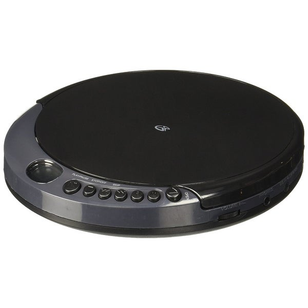 Dpi/Gpx Pc101b Cd/D-R Personal Portable Cd Player With Stereo Earbuds