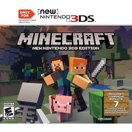Minecraft - Nintendo 3DS