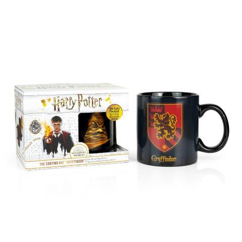 Harry Potter Gryffindor 20oz Heat Reveal Ceramic Coffee Mug