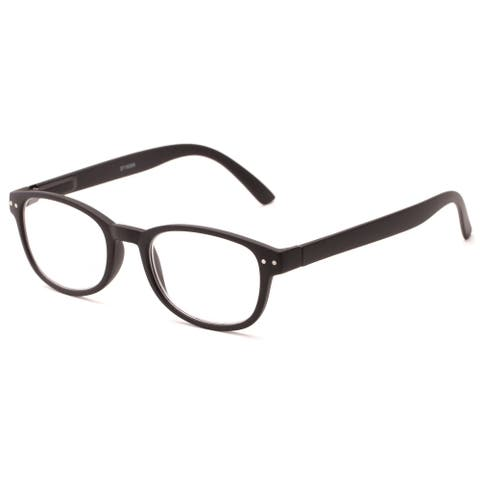 Readers.com The Jude Retro Square Reading Glasses