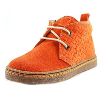 Ocra Boemo Lux Cuoio Round Toe Leather Fisherman Sandal