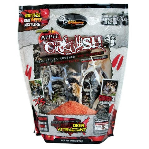 Wildgame Innovations 00323 Apple Crush Mix, 5 Lb