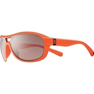 Nike EV0614-837 Miler Sunglasses Atmc Orange Frame Night Factor Speed Tint Lens - atomic orange