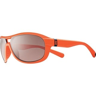 Nike EV0614-837 Miler Sunglasses Atmc Orange Frame Night Factor Speed Tint Lens - atomic orange