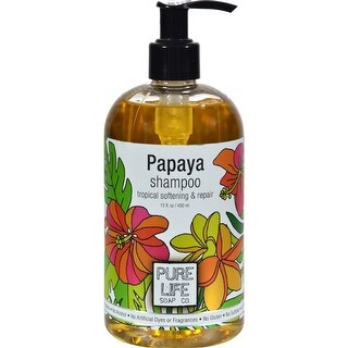Pure Life - Papaya Shampoo ( 2 - 15 FZ)