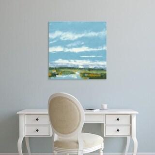 Easy Art Prints Ronda Waiksnis's 'Sideral Day' Premium Canvas Art