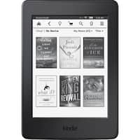 "Kindle Paperwhite 6"" eReader (Special Offers & Advertisements, Black, 2015 Version)"