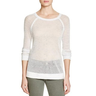 Soft Joie Womens Casual Top Long Sleeve Crew Neck