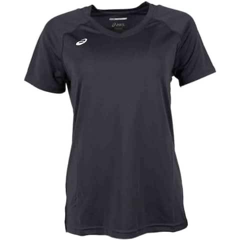 Asics Womens Circuit 8 Short Sleeve Athletic T-Shirt