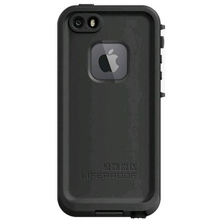 LifeProof Fre Waterproof Case for Apple iPhone 5/5S/SE - Black