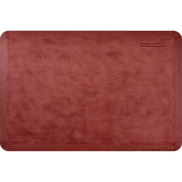 WellnessMats Estates Linen Anti-Fatigue Office, Bathroom, & Kitchen Mat,  Sunset, 36\