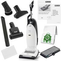 Miele Dynamic  U1 Cat and Dog Upright Active Air Clean Vacuum Cleaner + STB101 Turbo Brush + More