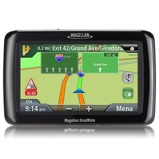 Refurbished Refurbished Magellan Roadmate 2120T-LM 4.3-inch Automotive GPS w/ Lifetime Map & Traffic Updates
