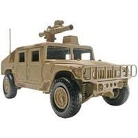 Humvee 1:25 - Snaptite Plastic Model Kit