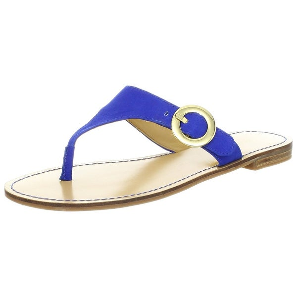 Nine West Women's Fanciful Thong Sandal