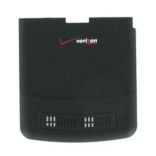 OEM Motorola Q9m Q9c Battery Door, Standard Size - Black