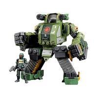 Acid Rain B2Five 1:28 K6 Jungle Stronghold ST2K & Pilot Figure Set - multi