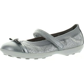 Geox Girls Jodie C Fashion Sport Flats Shoes