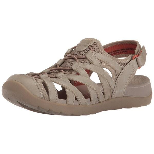 Bare Traps Womens Frenzie Closed Toe Casual Slingback Sandals